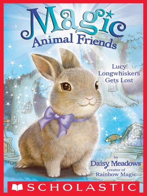 cover image of Lucy Longwhiskers Gets Lost