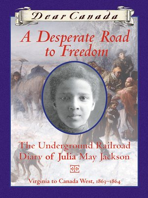 cover image of A Desperate Road to Freedom