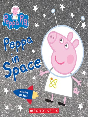 cover image of Peppa In Space