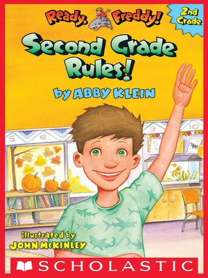 cover image of Second Grade Rules!