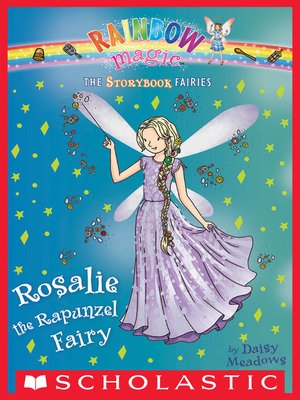 cover image of Rosalie the Rapunzel Fairy