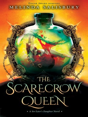 cover image of The Scarecrow Queen