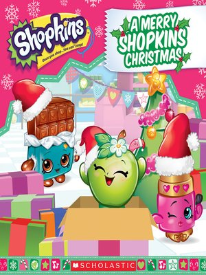 cover image of A Merry Shopkins Christmas