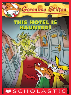 cover image of This Hotel Is Haunted!
