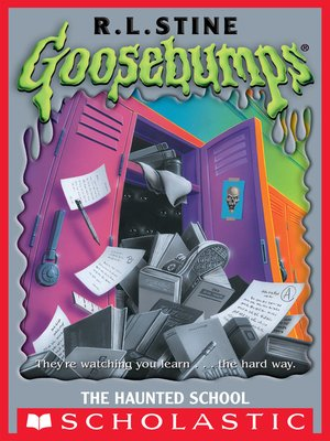 cover image of The Haunted School