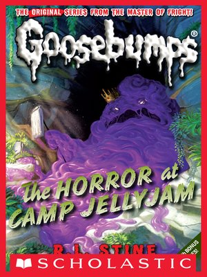 cover image of The Horror at Camp Jellyjam