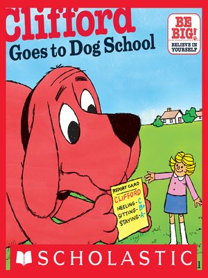 cover image of Clifford Goes to Dog School