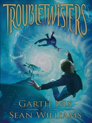 cover image of Troubletwisters