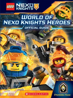 cover image of World of NEXO KNIGHTS Heroes