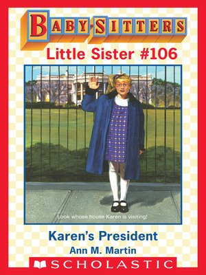 cover image of Karen's President