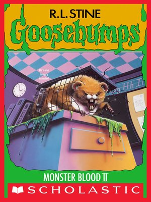 cover image of Monster Blood II