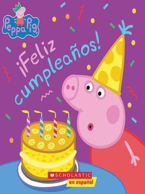 cover image of Feliz cumpleanos! (Happy Birthday!)