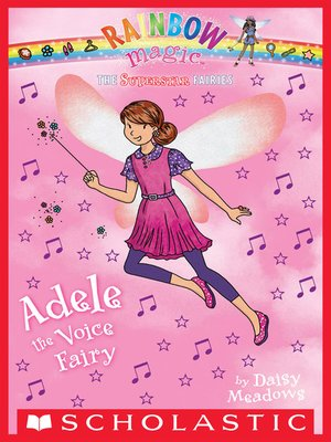 cover image of Adele the Voice Fairy
