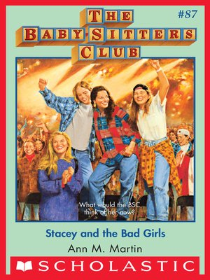 cover image of Stacey and the Bad Girls
