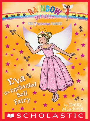 cover image of Eva the Enchanted Ball Fairy