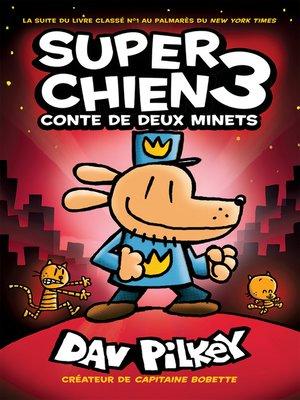 cover image of N° 3--Conte de deux minets