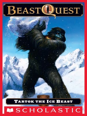 cover image of Tartok the Ice Beast