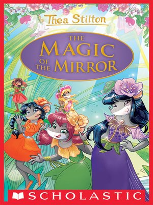 cover image of The Magic of the Mirror