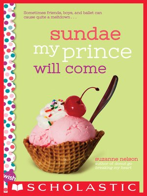 cover image of Sundae My Prince Will Come