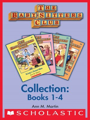 cover image of Baby-Sitters Club Collection