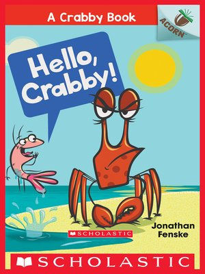 cover image of Hello, Crabby!