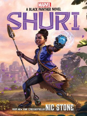 cover image of Shuri