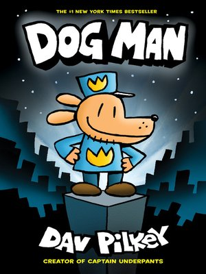 cover image of Dog Man