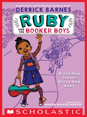 cover image of Brand New School, Brave New Ruby