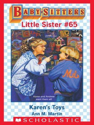 cover image of Karen's Toys
