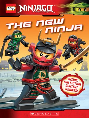 cover image of The New Ninja