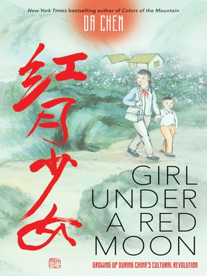 cover image of Girl Under a Red Moon