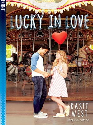 cover image of Lucky in Love (Point)