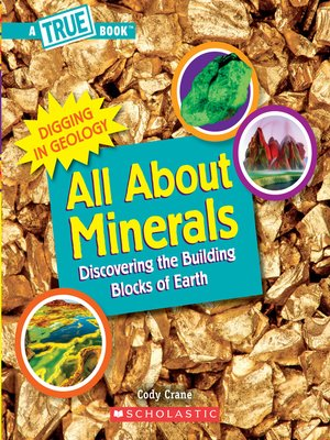cover image of All About Minerals