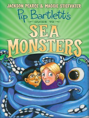 cover image of Pip Bartlett's Guide to Sea Monsters