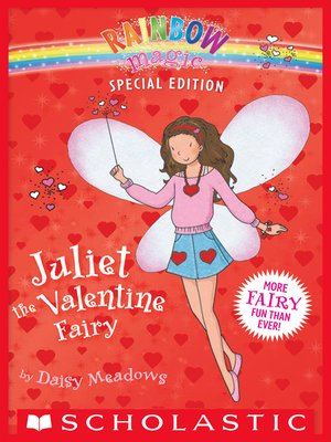 cover image of Juliet the Valentine Fairy
