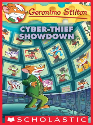 cover image of Cyber-Thief Showdown