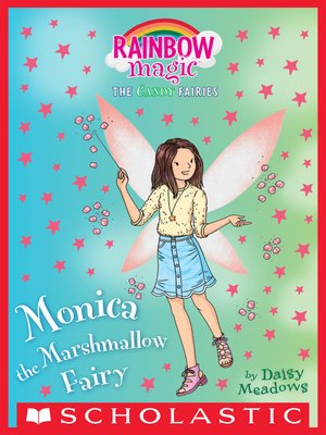 cover image of Monica the Marshmallow Fairy