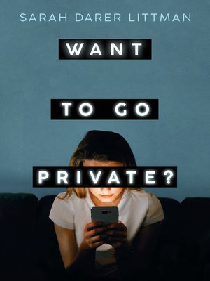 cover image of Want to Go Private?