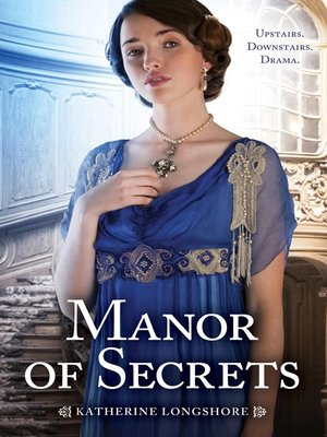 cover image of Manor of Secrets