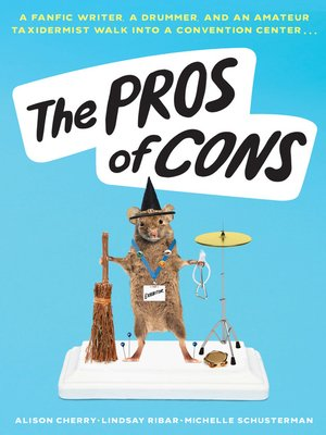 cover image of The Pros of Cons