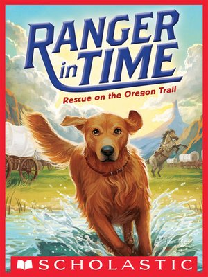 cover image of Rescue on the Oregon Trail