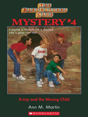 cover image of Kristy and the Missing Child