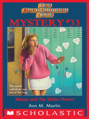 cover image of Stacey and the Stolen Hearts