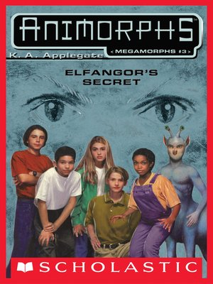 cover image of Elfangor's Secret