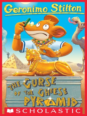 cover image of The Curse of the Cheese Pyramid