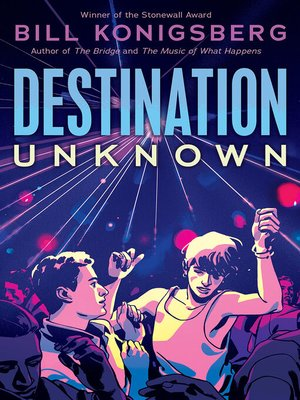 cover image of Destination Unknown