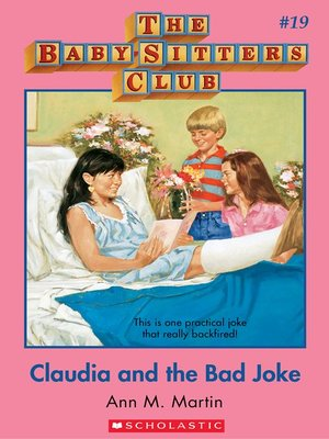 cover image of Claudia and the Bad Joke