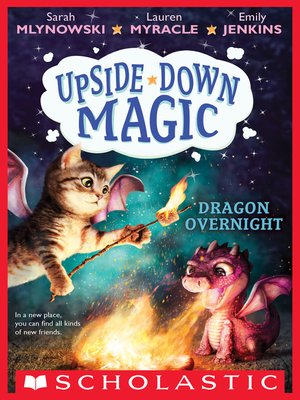 cover image of Dragon Overnight