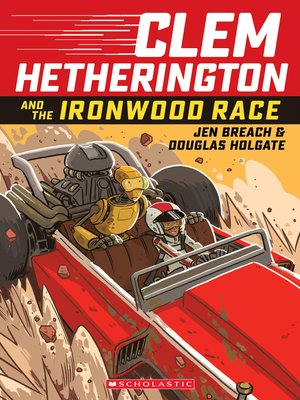 cover image of Clem Hetherington and the Ironwood Race