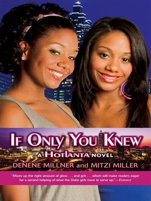 cover image of If Only You Knew